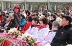 公益同济之2013年度6分钟护一生启动仪式现场